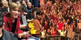 Jaejoong đích thân xuất hiện tại concert BigBang và hăng say cổ vũ khiến V.I.P và Cass ấm lòng