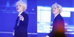Suga BTS vừa hát vừa dừng tạo dáng đập tan cáo buộc  BTS hát nhép trên sân khấu SBS Gayo Daejun