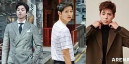 """Không phải Song Joong Ki đây mới là """"ông hoàng"""" quảng cáo Hàn 2017"""