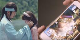 Gunny Mobi con gà chi phối cả vũ trụ drama Thiên Ý của Hari Won