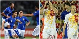 Tây Ban Nha đứng trước nguy cơ bị trục suất, người Ý sống lại cơ hội tham dự World Cup 2018