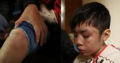 Clip: Bé trai 10 tuổi xót xa kể lại cuộc sống 'địa ngục' khi ở với bố ruột và mẹ kế