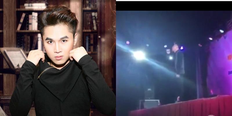 yan.vn - tin sao, ngôi sao - Thêm một nam ca sĩ bị ném gạch khi đang biểu diễn