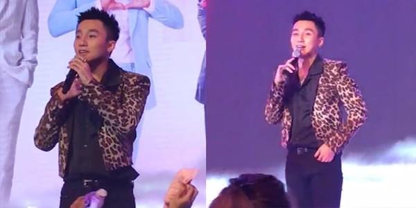 Bị fan đòi biểu diễn bài mới, Sơn Tùng 'dọa' giải nghệ chuyển sang làm bánh