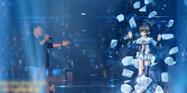Mãn nhãn với màn trình diễn Let It Go hoành tráng đỉnh nhất lịch sử: 3D thật hoàn toàn trên sân khấu