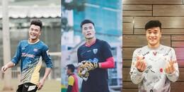 Giới trẻ Việt đang 'rụng tim' vì chàng soái ca sân cỏ, 'người hùng' thủ môn Bùi Tiến Dũng