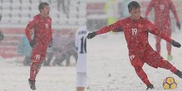 Chung tay bình chọn cho 'cầu vồng tuyết' của Quang Hải ở hạng mục bàn thắng đẹp nhất U23 châu Á 2018