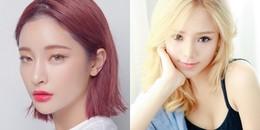 Top 7 màu tóc nhuộm đẹp nao lòng sẽ 'gây bão' năm 2018