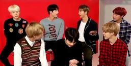 Fan thích thú trước video clip phỏng vấn đặc biệt của BTS tại đài truyền hình Nhật Bản