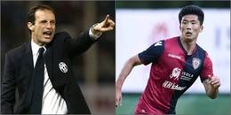 Nóng: Juventus bất ngờ muốn có chữ ký của tiền đạo trẻ người Triều Tiên