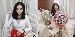 """Em gái Angela Phương Trinh ngày càng quyến rũ, """"dát"""" toàn đồ hiệu, không thể tin cô chỉ mới 22 tuổi"""