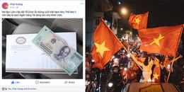 Doanh nghiệp Việt thưởng khủng cho nhân viên sau chiến tích của U23 Việt Nam
