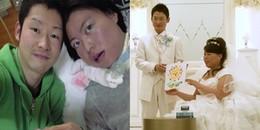 Cái kết có hậu đã đến với chàng trai Nhật Bản sau 8 năm đợi chờ bạn gái hôn mê bất tỉnh