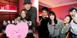 Ơn giời, lâu rồi netizen mới thấy Hoắc Kiến Hoa và Lâm Tâm Như bên nhau 'tình bể bình' thế này