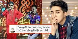 """Nghi án sao Việt đạo nhạc Hàn không xin lỗi mà còn gọi nghệ sỹ Hàn là """"zai bóng"""" khiến fan phẫn nộ"""