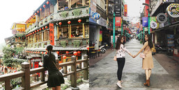 Kéo nhau đi Đài Loan mà không check in những địa điểm siêu đẹp này thì thật uổng phí