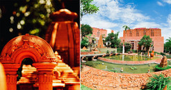 Công viên gốm độc nhất Việt Nam: Du lịch vòng quanh thế giới dễ như trở bàn tay