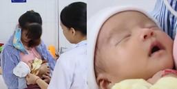 Mẹ học theo mẹo dân gian nhỏ sữa non vào mắt con khiến bé sơ sinh bị mù vĩnh viễn
