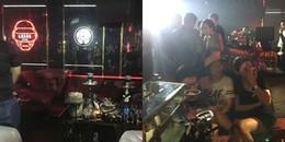 TP.HCM: Quán bar Kasho lại bị kiểm tra, phát hiện nhiều dân chơi phê ma túy