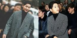 yan.vn - tin sao, ngôi sao - Song Joong Ki lịch lãm xuất hiện tại sự kiện thời trang, đã lấy lại vẻ nam thần trước đây