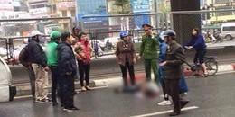 Hà Nội: Nam thanh niên 'tự nhiên' rơi từ cầu vượt Ngã tư sở xuống đất bất tỉnh