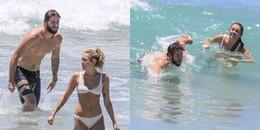 Những hình ảnh ngọt ngào thế này, quả thật Miley Cyrus và bạn trai 'sinh ra là dành cho nhau'