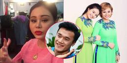 Danh hài Lê Giang 'lầy lội' tự nhận là 'mẹ vợ' Bùi Tiến Dũng, hé lộ thời gian đám cưới