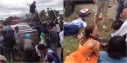 Sự thật bất ngờ về vụ xe rước dâu gặp tai nạn làm nhiều người thương vong tại Gia Lai
