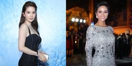 Ngọc Trinh lại phát tướng, H'Hen Niê diện váy ngắn giữa dàn mỹ nhân Việt lộng lẫy