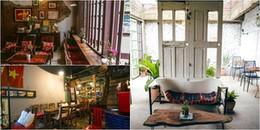 Những quán cà phê đậm màu 'cũ kỹ' hớp hồn giới trẻ giữa lòng Thủ đô