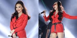 """yan.vn - tin sao, ngôi sao - """"Chết cười"""" với câu trả lời siêu """"lầy lội"""" của khán giả dành cho Tóc Tiên trên sóng trực tiếp"""