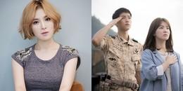 Song Joong Ki 'lén' Song Hye Kyo bí mật tặng túi hàng hiệu cho cô gái đặc biệt