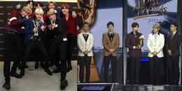 Golden Disc ngày thứ hai: EXO thắng đậm nhưng BTS mới là nhóm rinh giải cao nhất