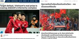 Truyền thông quốc tế ví thành công ở VCK U23 châu Á chính là 'World Cup' đối với người dân Việt Nam