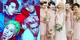 Hé lộ dàn phù dâu 'độc nhất vô nhị' trong hôn lễ của Taeyang - Min Hyo Rin