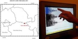 Điện Biên: Xuất hiện trận động đất 3,9 độ richter đầu tiên của năm 2018