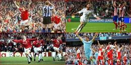 Top 7 bàn thắng 'muộn' kinh điển nhất lịch sử bóng đá thế giới trong 30 năm qua