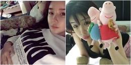Mỗi lần đăng ảnh Park Bom lại trở thành đề tài soi mói của neitzen