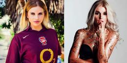 Ngẩn ngơ trước nhan sắc của 10 nữ cầu thủ xinh đẹp nhất Thế giới