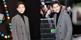 yan.vn - tin sao, ngôi sao - Song Joong Ki thế này, ai còn dám bảo xuống sắc và mất phong độ nữa