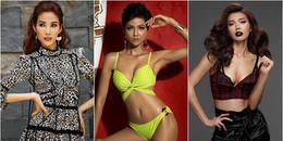 Những mỹ nhân Việt làm nên thương hiệu nhờ làn da nâu 'đắt giá'
