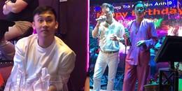 Hoài Linh bất ngờ song ca cùng Đàm Vĩnh Hưng tại sinh nhật Dương Triệu Vũ sau tin đồn từ mặt nhau