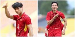 Công Phượng và Văn Hậu là hai cầu thủ Việt Nam ấn tượng nhất năm 2017