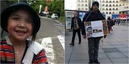 Vụ bé Nhật Linh bị sát hại dã man: Bố mẹ nạn nhân kêu gọi sự giúp sức từ cộng đồng