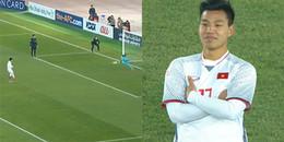 Thưởng thức lại loạt sút luân lưu lịch sử của U23 Việt Nam đại thắng U23 Quatar