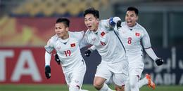 Highlights U23 Việt Nam 3-3 U23 Iraq (Luân lưu 5-3): Vỡ oà trong chiến thắng