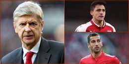 Tin hot chuyển nhượng 17/1/2018: Arsenal sẽ 'đổi ngang' Sanchez với MU để lấy Mkhitaryan