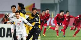 Hành động đẹp của cổ động viên các nước 'bại trận' trước tuyển U23 Việt Nam