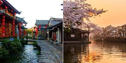 5 người anh em sinh đôi của phố cổ Hội An trên khắp châu Á