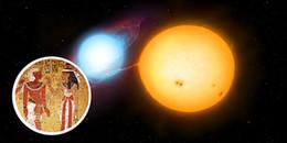 Tìm ra ngôi sao cách Trái đất gần 100 năm ánh sáng, người Ai Cập cổ thách thức trí tuệ hiện đại